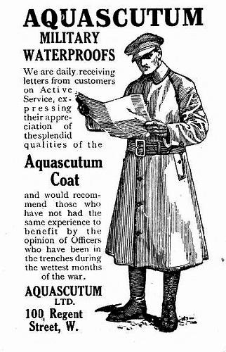 Aquascutum-Vintage