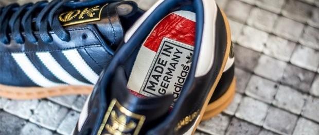 Adidas Hamburg MADE IN GERMANY