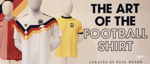 Wystawa – The Art of the Football Shirt